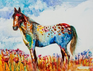 A Horse of a Different Color (WF)