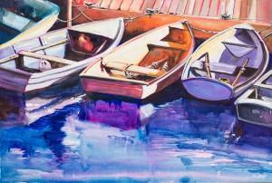 Illuminated Boats (WF)