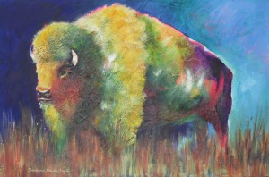 Bison Magnificence